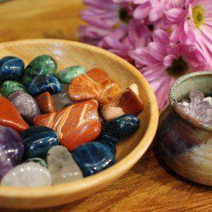 Loose Gems Tumbled Stones